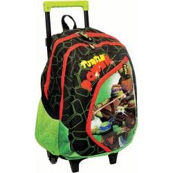 GIM Ninja Power Turtle Primary School Trolley 334-08074 5204549099029