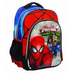 GIM Spiderman Sinister Primary School Oval Backpack 337-66031 5204549099104