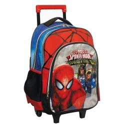 GIM Spiderman Sinister Primary School Trolley 337-66074 5204549099111