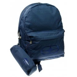 NO FEAR Backpack With Pencil Case Classy Navy 347-34033 5204549102415