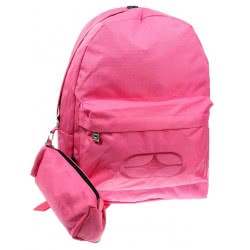 NO FEAR Backpack With Pencil Case Classy Fuchsia 347-35033 5204549102422