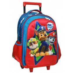 GIM Paw Patrol Boy Primary School Trolley 334-17074 5204549102781