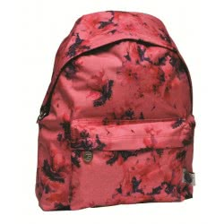 RUSSEL ATHLETIC Russell Athletic Jersey Backpack Sorority Hot Coral Rasf2 391-73861 5054600315748