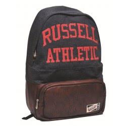 RUSSEL ATHLETIC Russell Athletic Backpack Raz Winter Charcoal Marl Nasturtium Raz28 391-63721 5054600369116