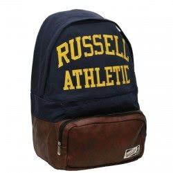 RUSSEL ATHLETIC Russell Athletic Backpack Raz Amber Yellow Raz2 391-63721 5054600268174