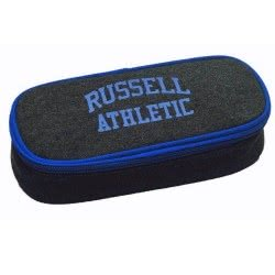 RUSSEL ATHLETIC Russell Athletic Κασετίνα Οβάλ Lee Winter Charcoal Raj8 391-53932 5054600282620