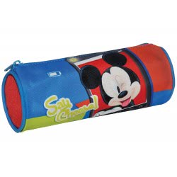 GIM Pencil Case Mickey Say Cheese 340-73140 5204549104082