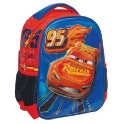 GIM Kindergarten Backpack Cars Junior 3D 95 Rusteze 341-58054 5204549103764