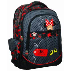 GIM Primary School Oval Backpack Minnie 340-57031 5204549103672