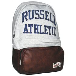 RUSSEL ATHLETIC Russell Athletic Backpack Raz Grey Marl Dazzling Blue Raz20 391-63721 5054600369093