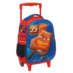 GIM Kindergarten Trolley  Cars Junior 3D 95 Rusteze 341-58072 5204549103771