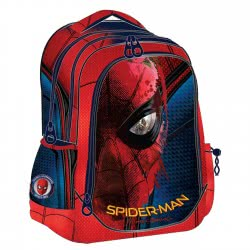GIM Primary School Oval Backpack Spiderman Homecoming 337-67031 5204549103801