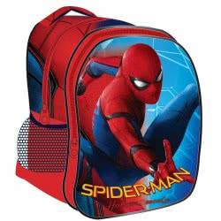 GIM Kindergarten Backpack Spiderman Homecoming 337-67054 5204549103818