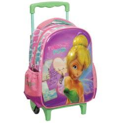 GIM Trolley Νηπιαγωγείου Οβάλ 3D Νεράιδα Tinkerbell Forever Pixie 331-84072 5204549103986
