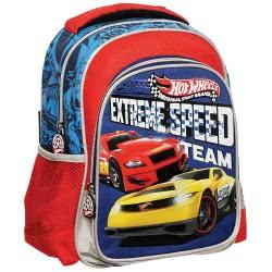 GIM Kindergarten Backpack Hot Wheels Original Stunt Brand-Extreme Speed Team 349-22054 5204549104112