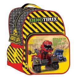 GIM Τσάντα Νηπιαγωγείου Dinotrux Trux Power 345-04054 5204549104211