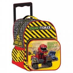 GIM Τρόλεϊ – Τσάντα Νηπιαγωγείου Dinotrux Trux Power 345-04072 5204549104228
