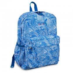 JWORLD New York Backpack Oz Day Wave 395-00008 837309015646