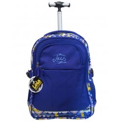 PAXOS Backpack-Trolley Lois Ethnic 105210 5201912009418