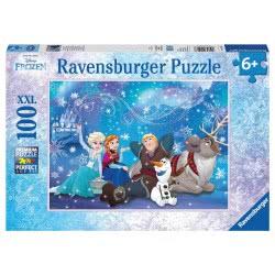 Ravensburger Παζλ 100τεμ. XXL Disney Frozen Ψυχρά και Ανάποδα 10911 4005556109111