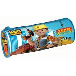 GIM Barrel Pencil Case Bob The Builder 349-40140 5204549104723