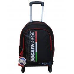 PAXOS Ducati Italian Colours Backpack-Trolley 4 Wheels Corse 106735 5201912009647