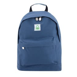 BENETTON Paxos Oval Backpack 1 Pocket  4-Colours 154806 5201912548061