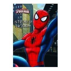 OEM Album Για Αυτοκόλλητα Spiderman 500505 5205698118555 5205698118555