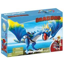 Playmobil Astrid & Stormfly 9247 4008789092472