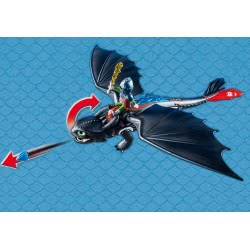 Playmobil Hiccup & Toothless 9246 4008789092465