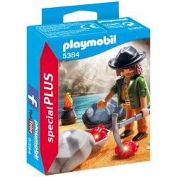 Playmobil Κυνηγός Θησαυρού 5384 4008789053848