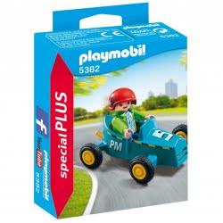 Playmobil Boy With Go-Kart 5382 4008789053824