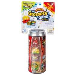 GIOCHI PREZIOSI The Grossery Gang Rotten Soda Can Pack - Series 2 GGA15020 8056379025467