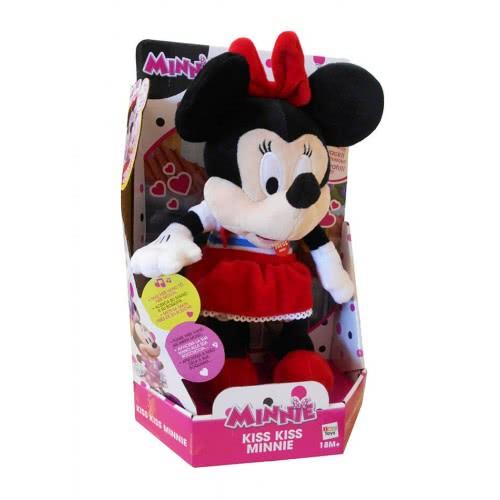 GIOCHI PREZIOSI Mickey Mouse Club House Plush Sending Kisses
