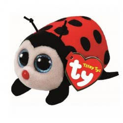 ty Beanie Boos Plush Trixie The Ladybug Insect 4.5Cm 1607-41238 008421412389