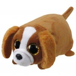 ty Beanie Boos Χνουδωτό Μικρό Σκυλάκι Καφέ/Λευκό 4.5Εκ 1607-41249 008421412495