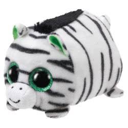 ty Beanie Boos Χνουδωτό Μικρό Ζέβρα Μαύρο/Λευκό 4.5Εκ 1607-41252 008421412525