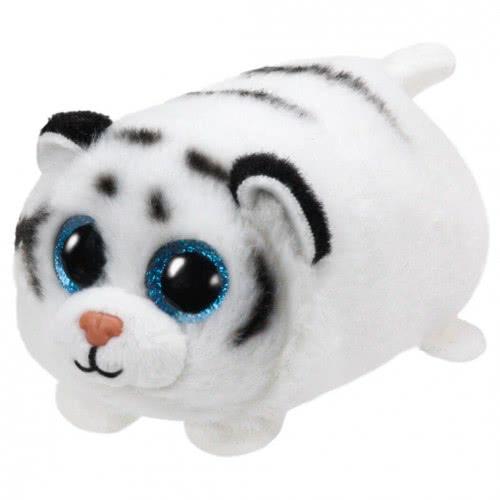 ty Beanie Boos Χνουδωτό Μικρό Zack Η Άσπρη Τίγρης 4.5Εκ 1607-42209 008421422098