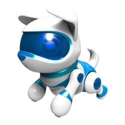 As company TEKSTA ROBOT DOG NEWBORN 1030-79140 038521791404