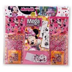 As company Mega Sticker Set Minnie 1090-08081 5203068080815