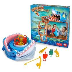 As company BOARD GAME HUNGRY SHARK 1040-20173 5203068201739