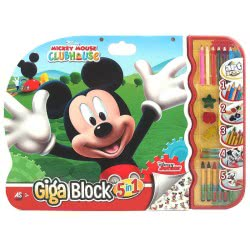As company Set Painting Giga Block 5 In 1 Mickey 1023-62703 5203068627034