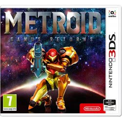 Nintendo 3DS Metroid Samus Returns 045496475567 045496475567
