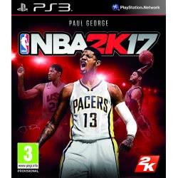 2K Games PS3  NBA 2K17 (English Edition) 5026555419697 5026555419697