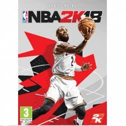 2K Games PC NBA 2K18 (ΑΓΓΛΙΚΗ ΕΚΔΟΣΗ) (CODE IN A BOX)  5026555065658