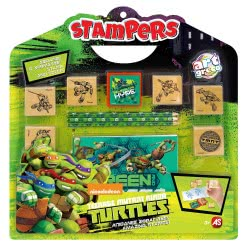 As company SET STAMPERS TURTLES 1023-63027 5203068630270