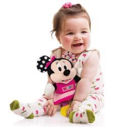 Clementoni baby BABY CLEMENTONI MINNIE ΚΟΥΔΟΥΝΙΣΤΡΑ-ΧΝΟΥΔΩΤΟ 1000-17164 8005125171644