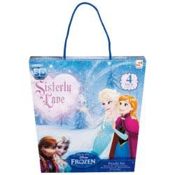 Group Operation Disney Frozen Puzzle 3D 4 Σε 1 2 Παζλ 30X23εκ Και 2 Παζλ 20X15εκ E-DFR-5597 5055114315903