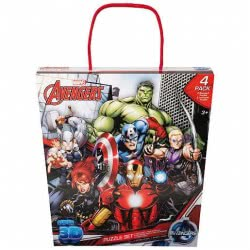 Group Operation AVENGERS ΠΑΖΛ 4X24τεμ 3D E-AVE-5597 5055114315880