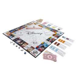 Hasbro Walt Disney Animation Monopoly C2116 5010993398119